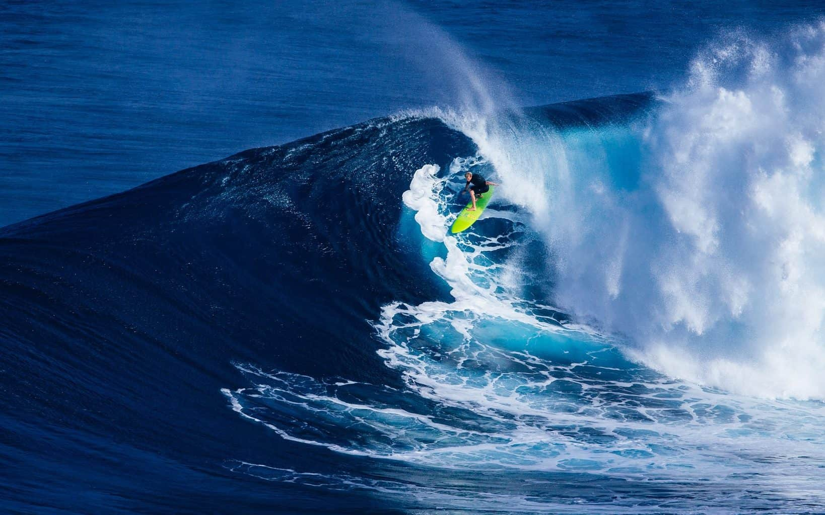 is surfing extreme sport