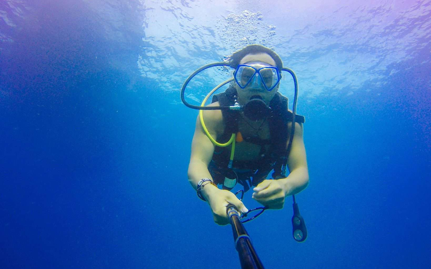 Can You Listen to Music While Scuba Diving