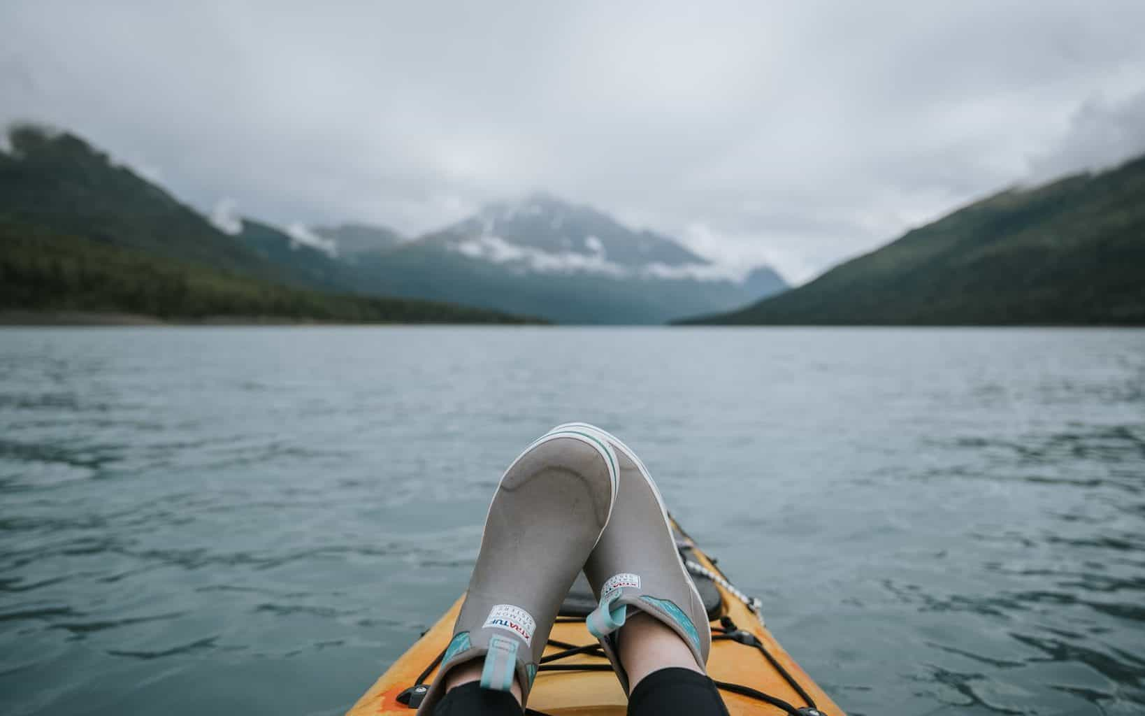 What Shoes to Wear Kayaking