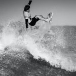 How Do Surfer's Feet Stay on the Board