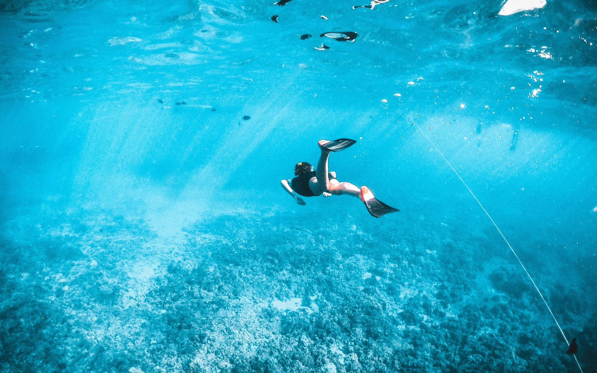 What Does Snorkeling Feel Like