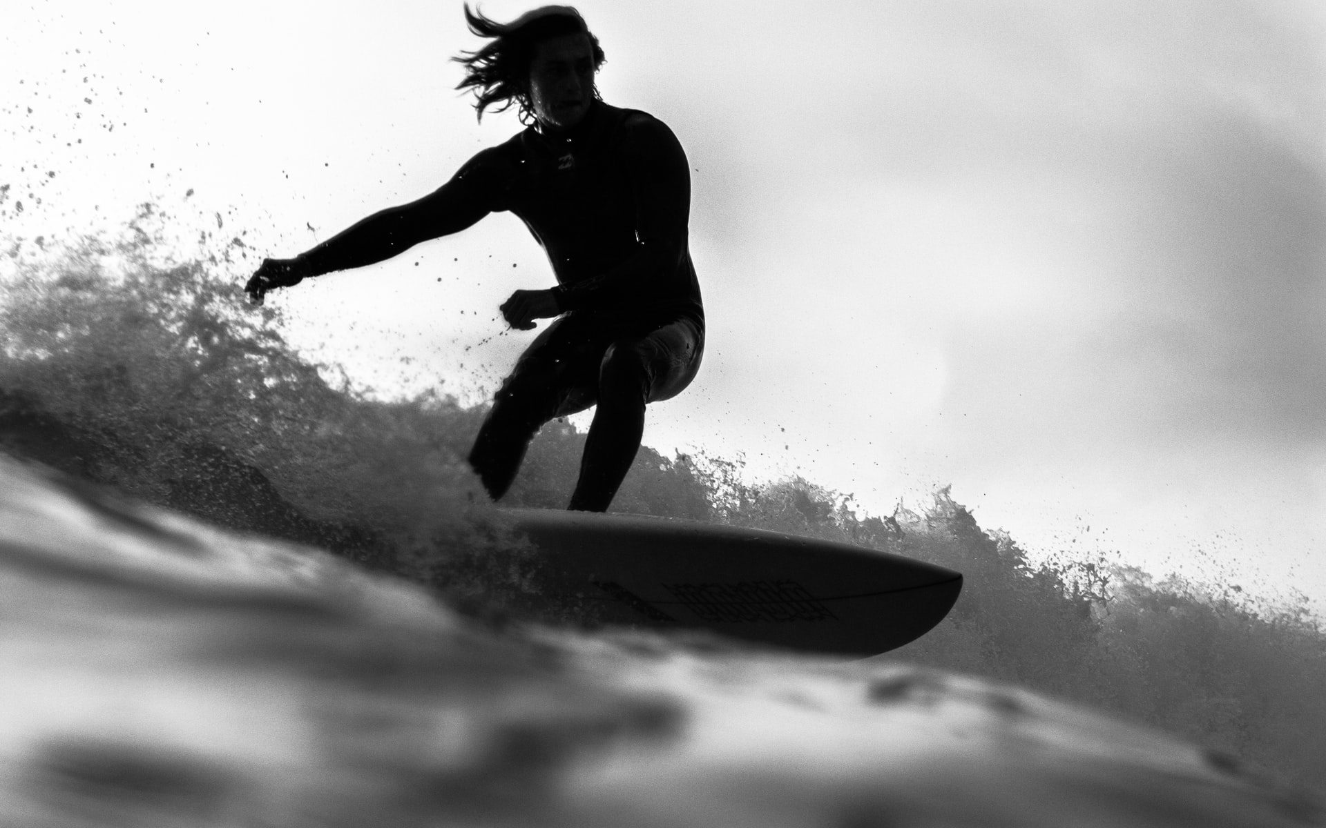 Why Do Surfers Have Long Hair