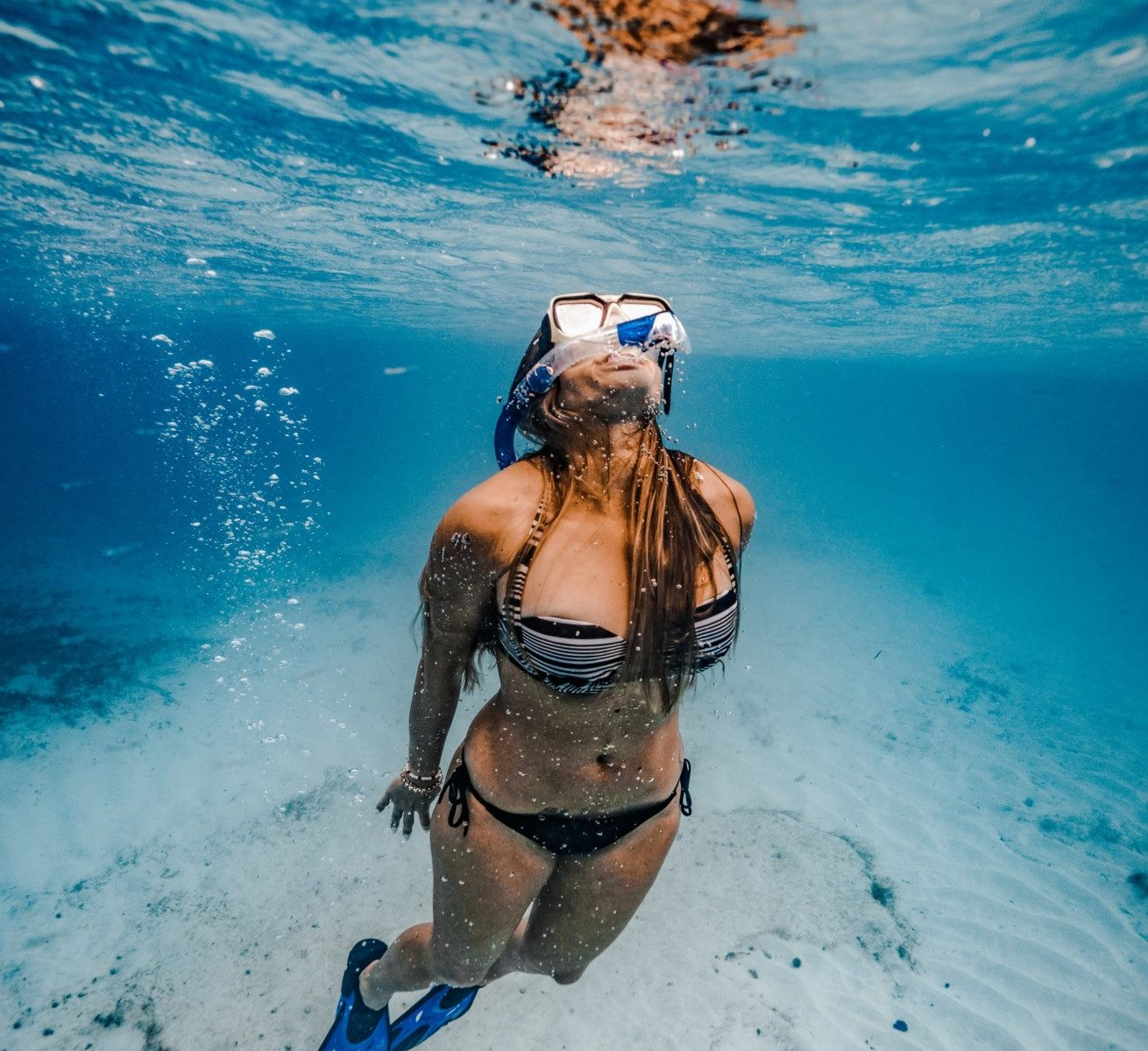 Can Snorkeling Cause a Sore Throat