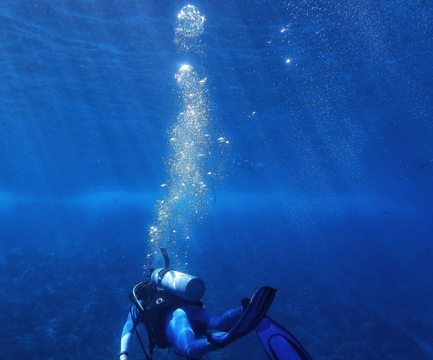 Why Do Scuba Divers Use More Air at Depth