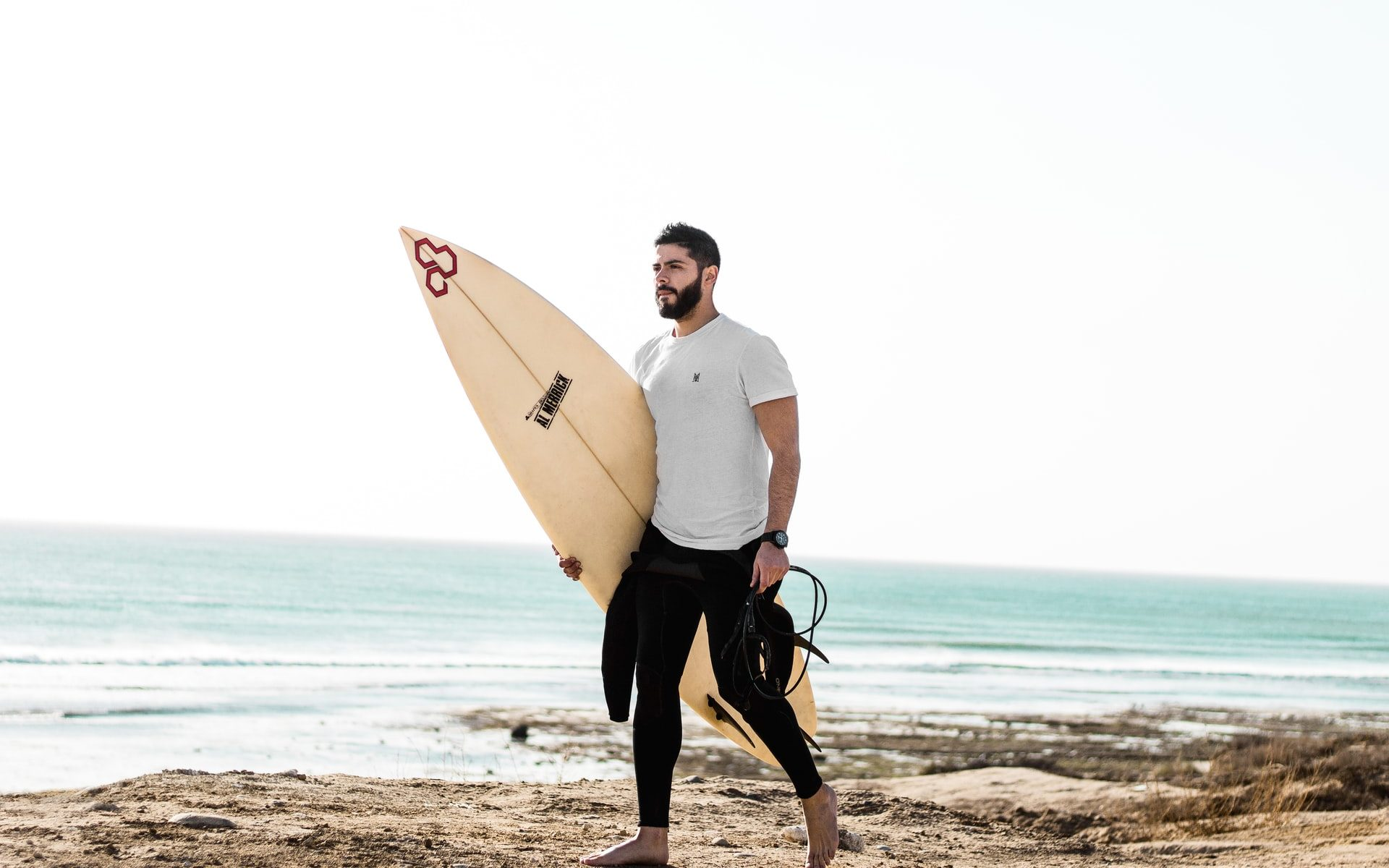 Do Surfers Have Beards